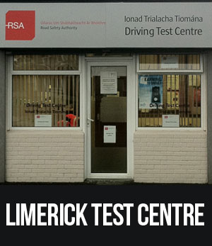 Limerick Test Centre Dock Road